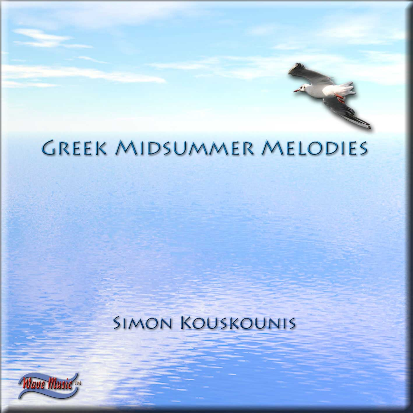 GREEK M MELODIES Front